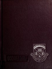 1967 Edition, University of Western Ontario - Occidentalia Yearbook (London, Ontario Canada)