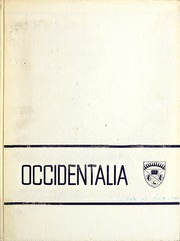 1968 Edition, University of Western Ontario - Occidentalia Yearbook (London, Ontario Canada)