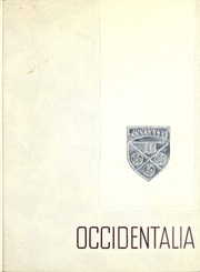 Page 1, 1970 Edition, University of Western Ontario - Occidentalia Yearbook (London, Ontario Canada) online yearbook collection