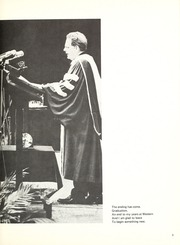 Page 7, 1970 Edition, University of Western Ontario - Occidentalia Yearbook (London, Ontario Canada) online yearbook collection