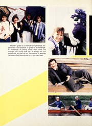 Page 10, 1988 Edition, University of Western Ontario - Occidentalia Yearbook (London, Ontario Canada) online yearbook collection