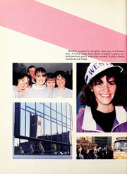 Page 6, 1988 Edition, University of Western Ontario - Occidentalia Yearbook (London, Ontario Canada) online yearbook collection