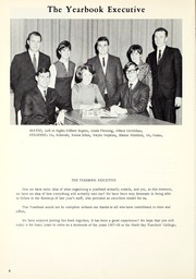 Page 10, 1968 Edition, North Bay Teachers College - Polaris Yearbook (North Bay, Ontario Canada) online yearbook collection