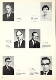 Page 12, 1968 Edition, North Bay Teachers College - Polaris Yearbook (North Bay, Ontario Canada) online yearbook collection
