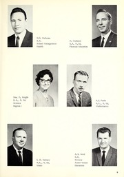 Page 13, 1968 Edition, North Bay Teachers College - Polaris Yearbook (North Bay, Ontario Canada) online yearbook collection