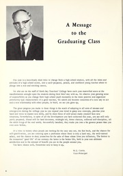 Page 8, 1968 Edition, North Bay Teachers College - Polaris Yearbook (North Bay, Ontario Canada) online yearbook collection