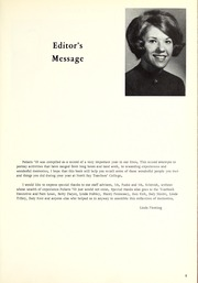 Page 9, 1968 Edition, North Bay Teachers College - Polaris Yearbook (North Bay, Ontario Canada) online yearbook collection