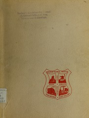 1957 Edition, Lakehead University - Yearbook (Thunder Bay, Ontario Canada)