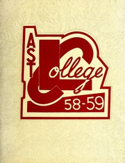 1959 Edition, Lakehead University - Yearbook (Thunder Bay, Ontario Canada)