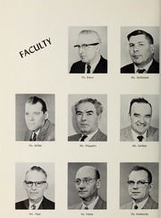 Page 10, 1963 Edition, Lakehead University - Yearbook (Thunder Bay, Ontario Canada) online yearbook collection