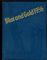 1956 Edition, Milton High School - Blue Gold Yearbook (Milton, VT)