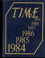 1984 Edition, Milton High School - Blue Gold Yearbook (Milton, VT)
