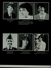 Page 12, 1984 Edition, Milton High School - Blue Gold Yearbook (Milton, VT) online yearbook collection