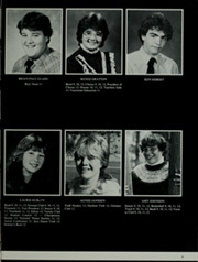 Page 13, 1984 Edition, Milton High School - Blue Gold Yearbook (Milton, VT) online yearbook collection