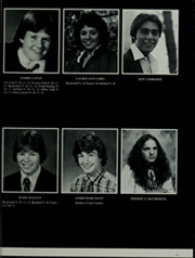 Page 15, 1984 Edition, Milton High School - Blue Gold Yearbook (Milton, VT) online yearbook collection