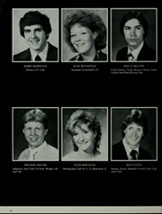 Page 16, 1984 Edition, Milton High School - Blue Gold Yearbook (Milton, VT) online yearbook collection