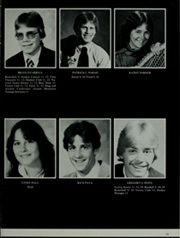 Page 17, 1984 Edition, Milton High School - Blue Gold Yearbook (Milton, VT) online yearbook collection