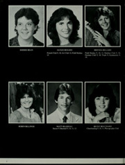 Page 8, 1984 Edition, Milton High School - Blue Gold Yearbook (Milton, VT) online yearbook collection