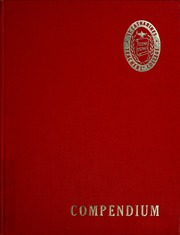 1970 Edition, St Catharines Teachers College - Compendium Yearbook (St Catharines, Ontario Canada)