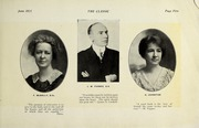 Page 11, 1921 Edition, Stratford Normal School - Classic Yearbook (Stratford, Ontario Canada) online yearbook collection