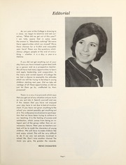 Page 13, 1967 Edition, Toronto Teachers College - Yearbook (Toronto, Ontario Canada) online yearbook collection