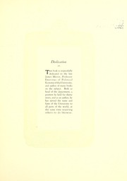 Page 9, 1926 Edition, University of Toronto - Torontonensis Yearbook (Toronto, Ontario Canada) online yearbook collection