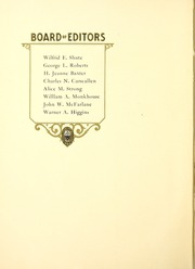 Page 6, 1928 Edition, University of Toronto - Torontonensis Yearbook (Toronto, Ontario Canada) online yearbook collection