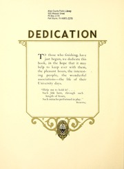 Page 8, 1928 Edition, University of Toronto - Torontonensis Yearbook (Toronto, Ontario Canada) online yearbook collection