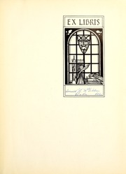 Page 5, 1932 Edition, University of Toronto - Torontonensis Yearbook (Toronto, Ontario Canada) online yearbook collection