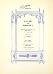 Page 6, 1932 Edition, University of Toronto - Torontonensis Yearbook (Toronto, Ontario Canada) online yearbook collection