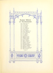 Page 7, 1932 Edition, University of Toronto - Torontonensis Yearbook (Toronto, Ontario Canada) online yearbook collection
