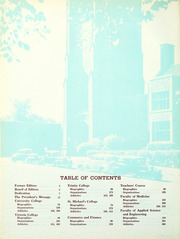 Page 12, 1939 Edition, University of Toronto - Torontonensis Yearbook (Toronto, Ontario Canada) online yearbook collection
