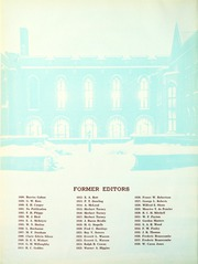 Page 8, 1939 Edition, University of Toronto - Torontonensis Yearbook (Toronto, Ontario Canada) online yearbook collection