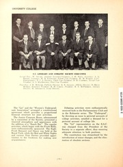 Page 14, 1948 Edition, University of Toronto - Torontonensis Yearbook (Toronto, Ontario Canada) online yearbook collection