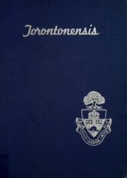 University of Toronto - Torontonensis Yearbook (Toronto, Ontario Canada) online yearbook collection, 1950 Edition, Page 1