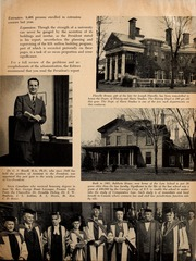 Page 13, 1953 Edition, University of Toronto - Torontonensis Yearbook (Toronto, Ontario Canada) online yearbook collection