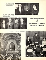 Page 8, 1959 Edition, University of Toronto - Torontonensis Yearbook (Toronto, Ontario Canada) online yearbook collection