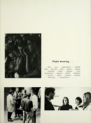 Page 17, 1968 Edition, Wilfrid Laurier University - Keystone Yearbook (Waterloo, Ontario Canada) online yearbook collection