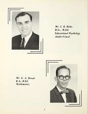 Page 12, 1968 Edition, University of Windsor - Magister Yearbook (Windsor, Ontario Canada) online yearbook collection