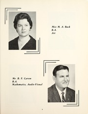 Page 13, 1968 Edition, University of Windsor - Magister Yearbook (Windsor, Ontario Canada) online yearbook collection