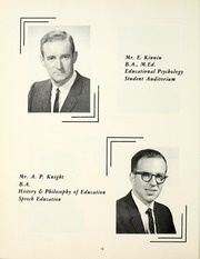Page 16, 1968 Edition, University of Windsor - Magister Yearbook (Windsor, Ontario Canada) online yearbook collection