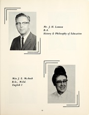 Page 17, 1968 Edition, University of Windsor - Magister Yearbook (Windsor, Ontario Canada) online yearbook collection