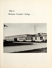 Page 7, 1968 Edition, University of Windsor - Magister Yearbook (Windsor, Ontario Canada) online yearbook collection