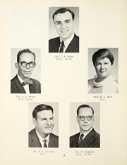 Page 12, 1969 Edition, University of Windsor - Magister Yearbook (Windsor, Ontario Canada) online yearbook collection