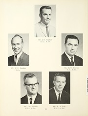 Page 14, 1969 Edition, University of Windsor - Magister Yearbook (Windsor, Ontario Canada) online yearbook collection