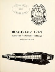 Page 5, 1969 Edition, University of Windsor - Magister Yearbook (Windsor, Ontario Canada) online yearbook collection