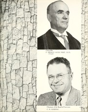 Page 11, 1957 Edition, University of Saskatchewan - Greystone Yearbook (Saskatoon, Saskatchewan Canada) online yearbook collection