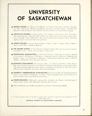 Page 233, 1957 Edition, University of Saskatchewan - Greystone Yearbook (Saskatoon, Saskatchewan Canada) online yearbook collection