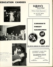 Page 247, 1957 Edition, University of Saskatchewan - Greystone Yearbook (Saskatoon, Saskatchewan Canada) online yearbook collection