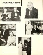 Page 8, 1957 Edition, University of Saskatchewan - Greystone Yearbook (Saskatoon, Saskatchewan Canada) online yearbook collection